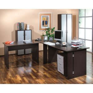 Power 66 office furniture set4 300x300 - COMPUTER WORKSTATIONS IN WOOD