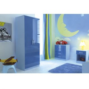 Ottawa 2 Tones 3 Piece Blue High Gloss Bedroom Set 300x300 - Checklist for buying bedroom sets on sale