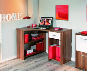 Wood Computer Desks for Drawers