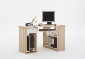 Exclusive Décor Tips around Computer Desk in Corner