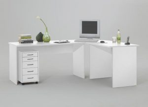 Till computer desk White 300x217 - How to buy white corner computer desks for home from a wholesale?