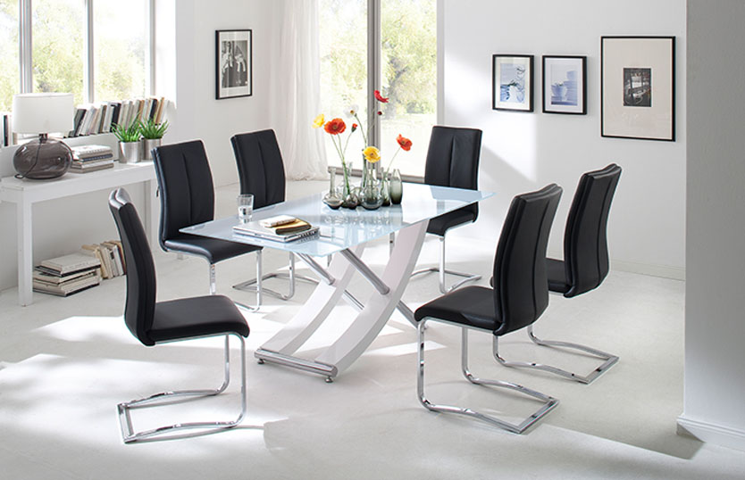 Choosing Contemporary Extending Dining Tables To Seat 12
