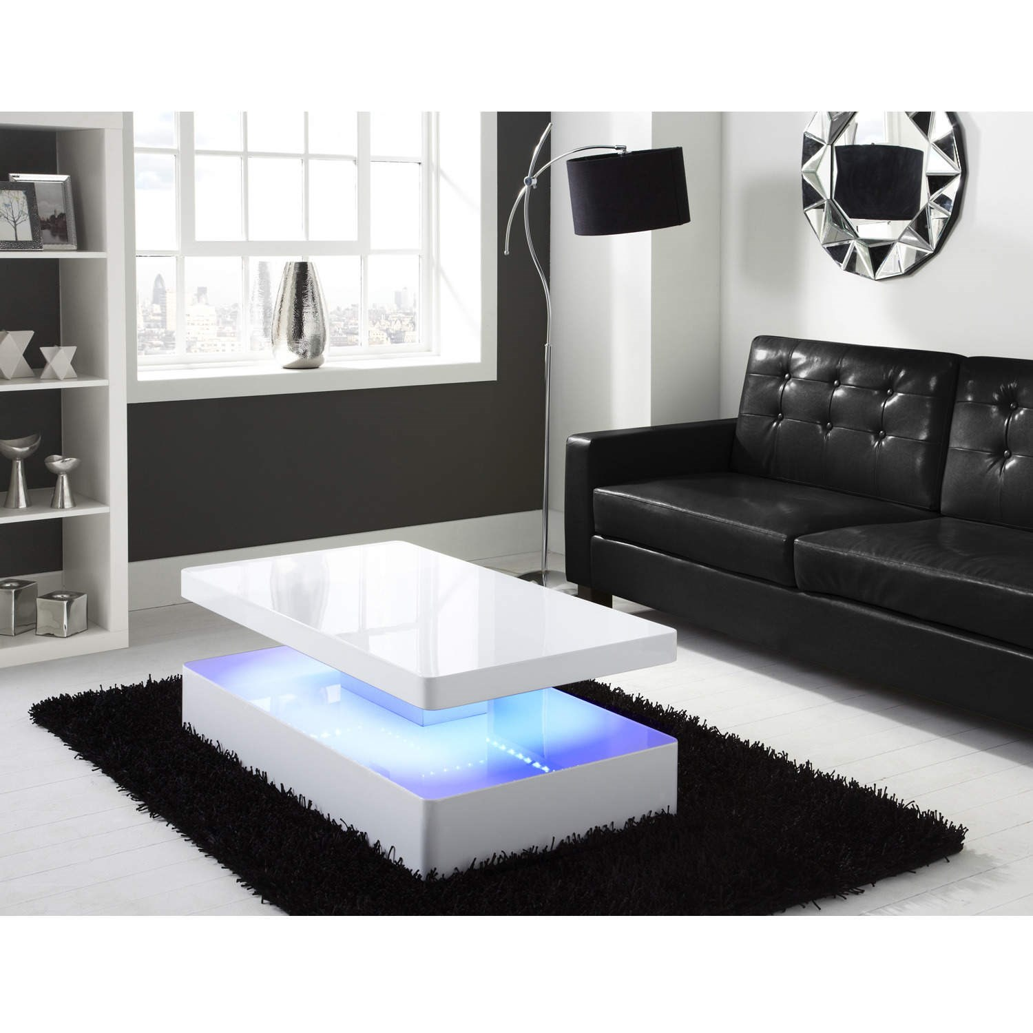 4 Steps To Integrating An Illuminated Coffee Table Into Your Interior