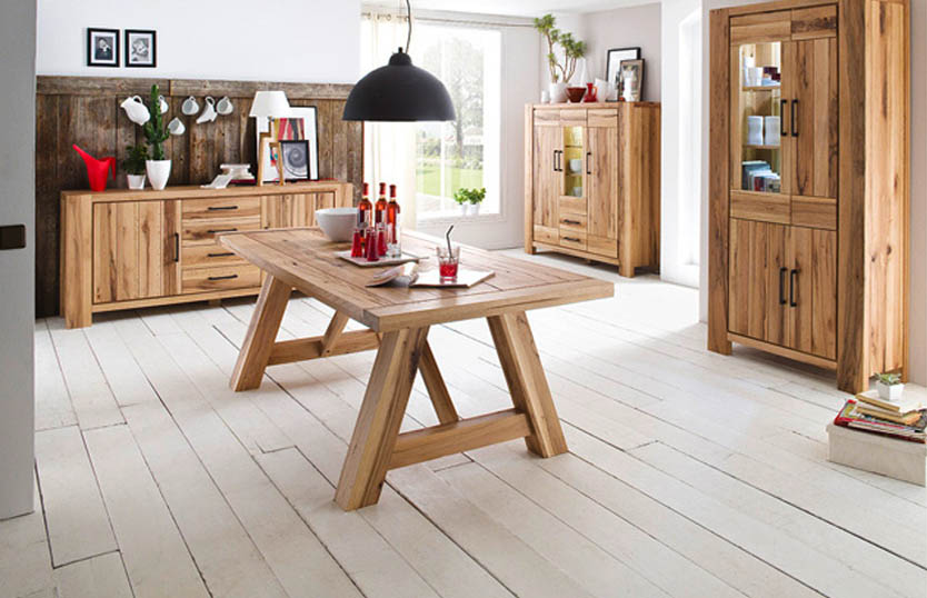 Tips For Buying and Styling Your Home with Oak Dining Tables