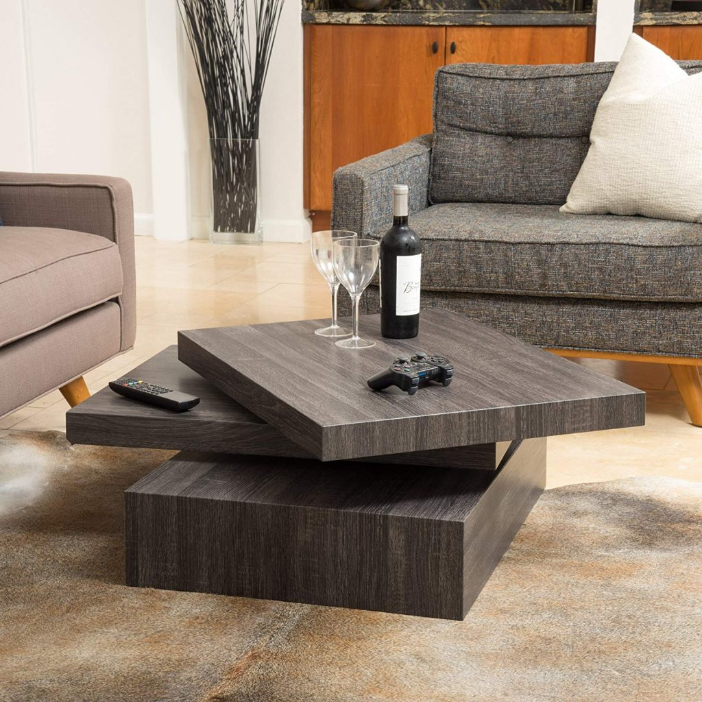 4 Advantages Of Extra Large Coffee Tables With Storage