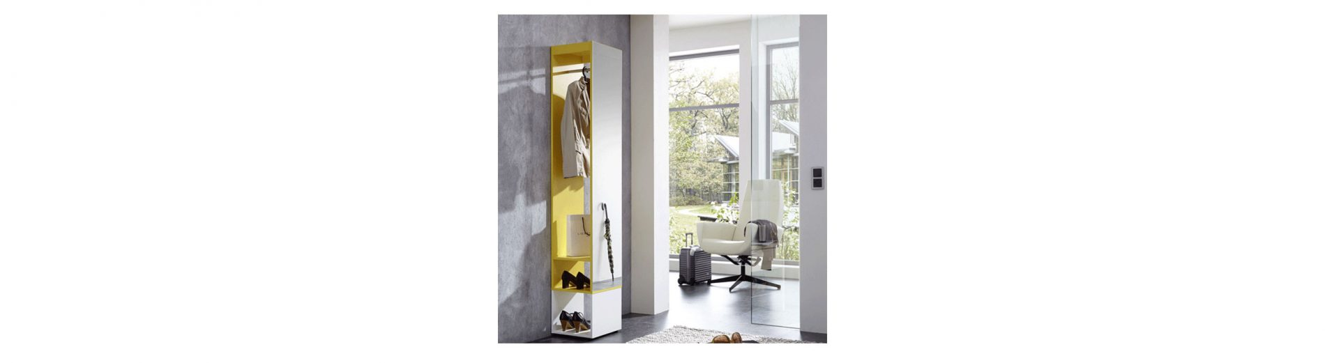 How To Furnish An Entrance Hall: Two Basic Approaches