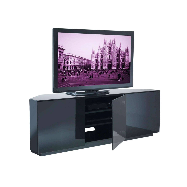 5 Impressive Benefits Of TV Corner Cabinet With Glass Doors