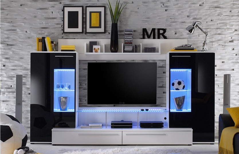 How to Design your Entertainment Living Room?