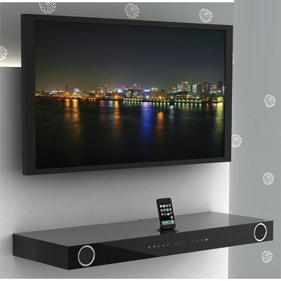 6 Reasons To Equip Living Rooms With Wooden TV Stands With Mount
