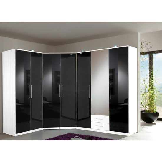 Gamma 139 202 511 484 - Tips On Choosing An L-Shaped Wardrobe At Bedroom Sale