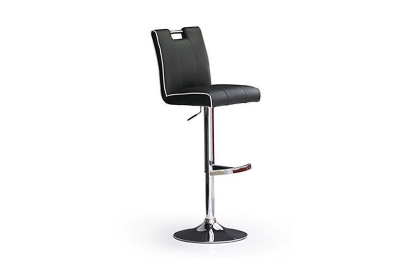 Try A Bar Stool With Height Adjustment Capability For Any Size Guest