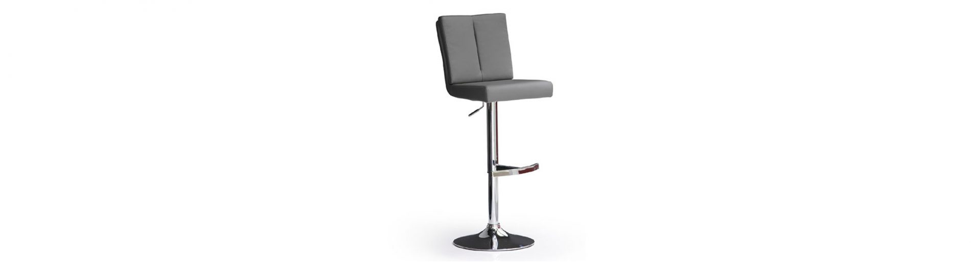 High Back Gas Lift Bar Stools: Material Types