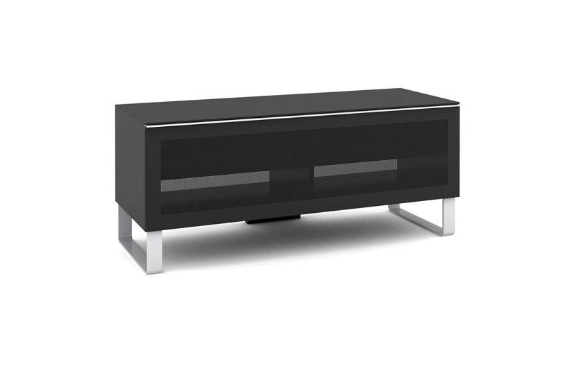 4 Impressive Advantages Of A Black Corner TV Cabinet With Glass Doors