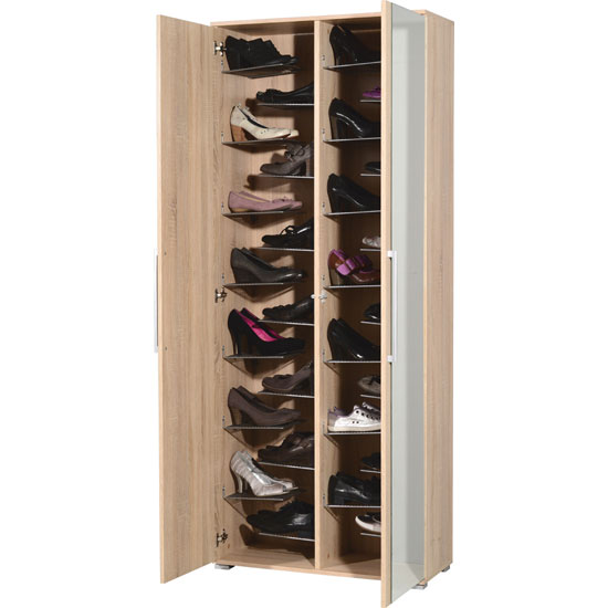 3107 156 sho cab 1 - 5 Advantages Of Shoe Storage Cabinet In Beech