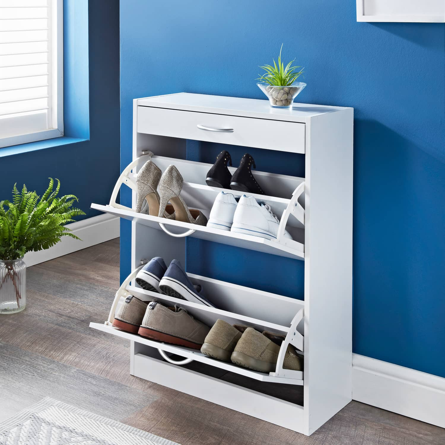 6 Reasons To Choose Shoe Cabinet In Cream Shades