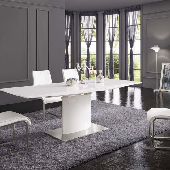 Contemporary Dining Tables And Chairs: Brief Overview Of The Most Time-Relevant Trends