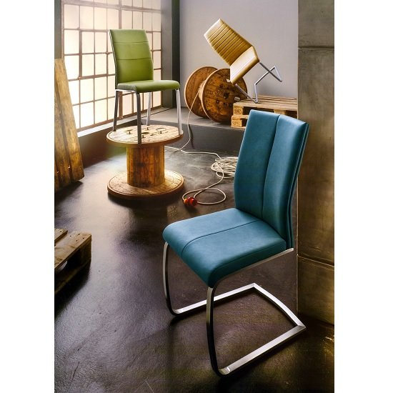Most Impressive Examples Of Leather Dining Chairs UK Stores Can Offer
