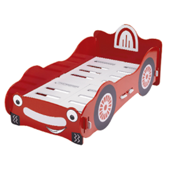 Racing Car Junior Bed RCJB - Safe Car Beds For Kids: 4 Important Features To Consider