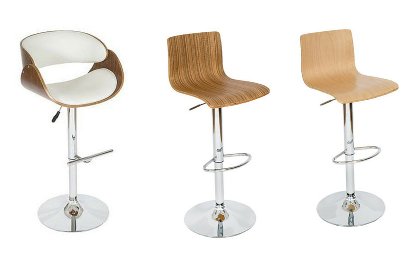 The Most Celebrated Maple Bar Stools