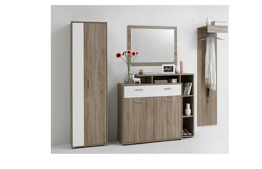 Console Tables Provide Storage and Display Space