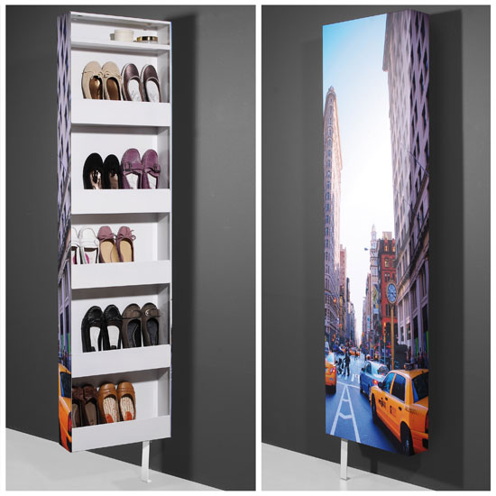 4 Functional Examples Of Shoe Storage Solutions