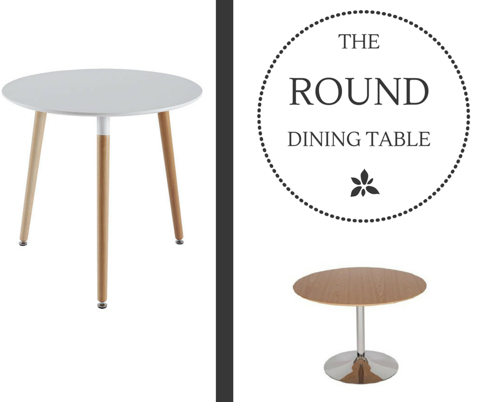 10 Round Dining Table Designs Furniture In Fashion