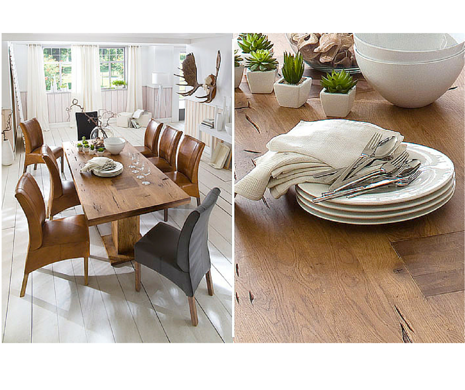 The Pros And Cons Of Solid Oak Dining Tables
