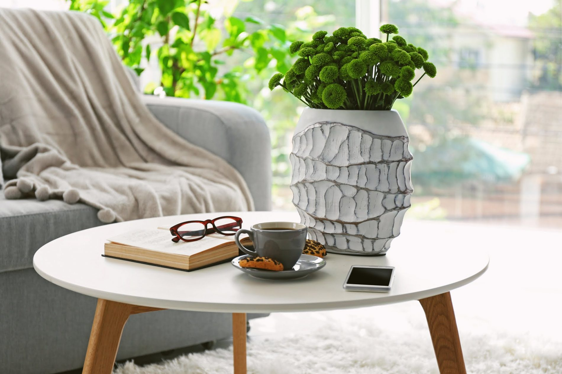 How To Define The Right Height Of Coffee Table To Sofa