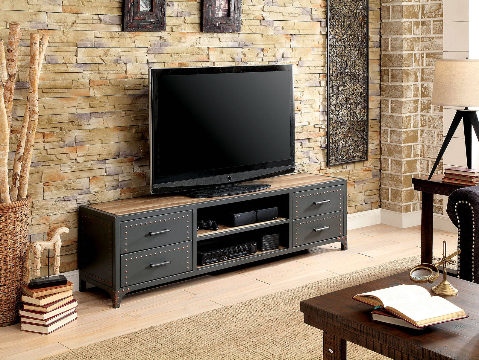 Where To Buy Black TV Stands 60 Inch At A Low Price