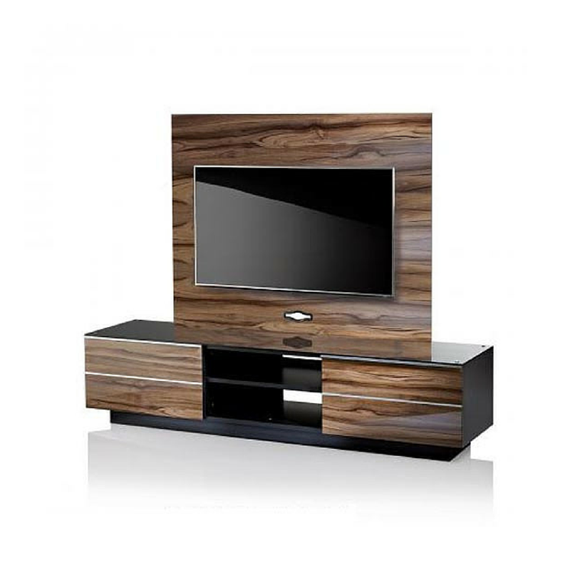 Where To Put Modern TV Stands For Flat Screen In An Awkwardly Shaped Room