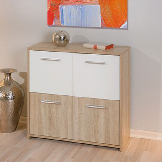 How To Integrate Mini Oak Sideboard Into Any Room