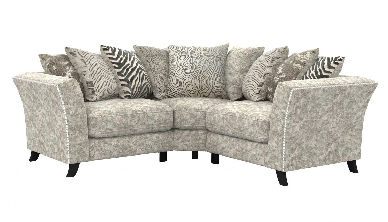 Optimising Room Space With Small Corner Sofas For Small Rooms