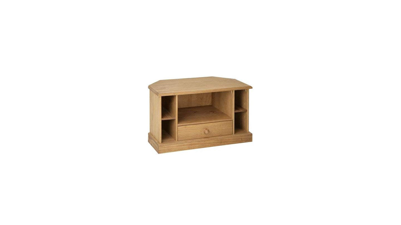 How To Choose The Best Quality Corner Oak TV Stands For Flat Screen TVs