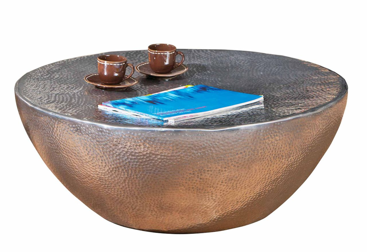 Modern Stainless Steel Coffee Tables As Means Of Giving The Living Room An Industrial Look