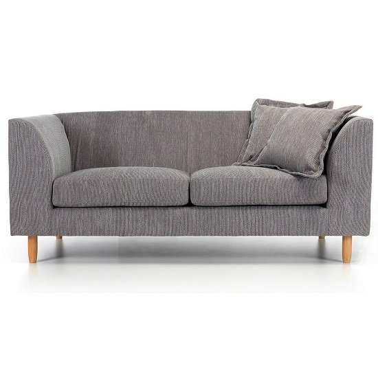 Mika LIGHT Grey INSTORE 1 - How To Choose Best Sofas For Small Living Rooms: 4 Great Suggestions