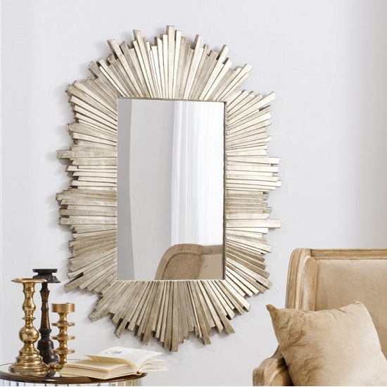 Herzfield Rectangle Mirror Gallery - 6 Reasons To Love Wall Mirrors In Gold Frame