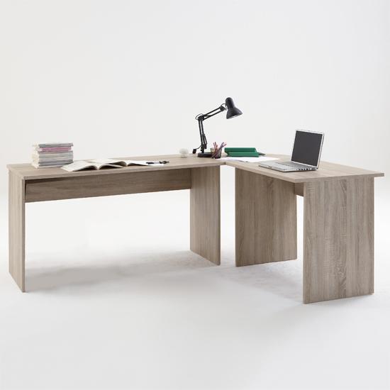 Till canadian oak - 7 Corner Computer Desks For Bedroom Ideas That Work In Any Room