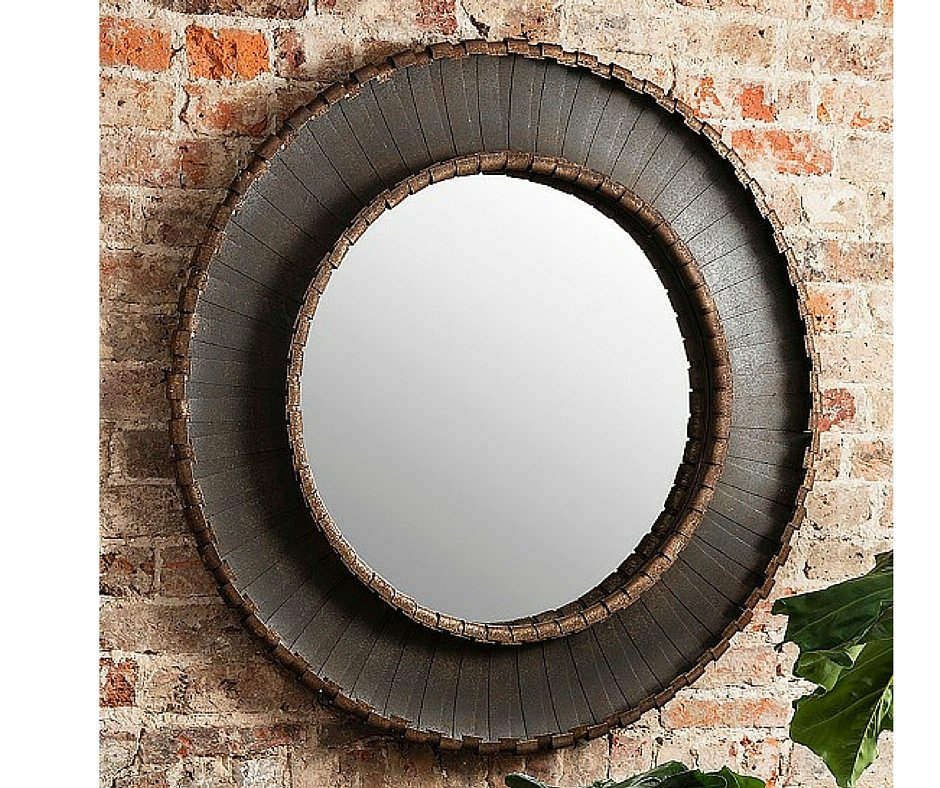 Large Round Mirrors Vital Item In any Home