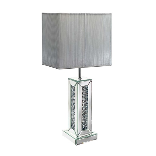 PLTL301 Table Lamp slver Pharmore - How To Decorate Your Bedroom For Maximum Exposure