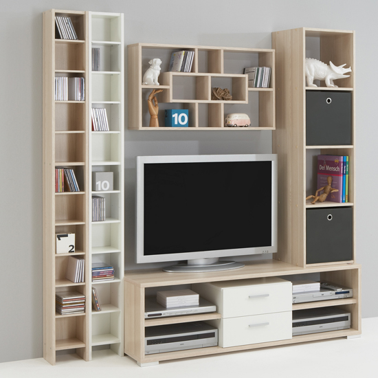TV Kombi 3 - Choosing  Furniture Living Room Storage Will Look Great With: Two Main Approaches
