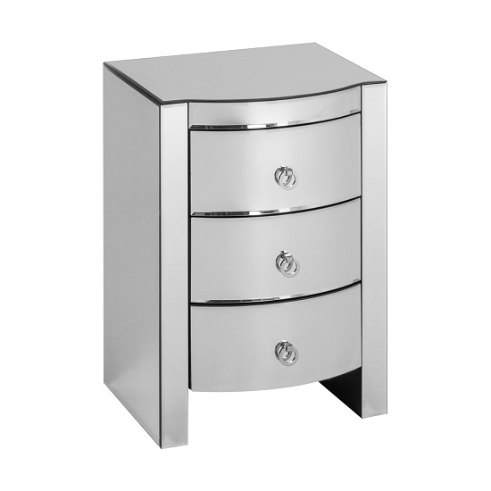 2404448 Verona Curved Cabinet - 10 Modern Nightstands And Ideas On Making Them Work In A Bedroom