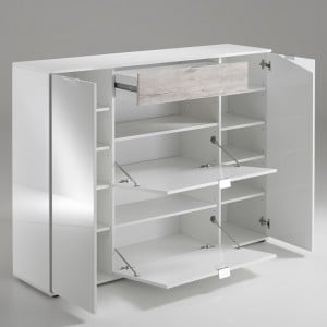 Indulge in a Shoe Storage Cabinet from Furniture in Fashion