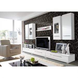 Cool 84 setting 7 300x300 - Expand Your Options With The Selection Of Cool TV Stands From Furniture In Fashion