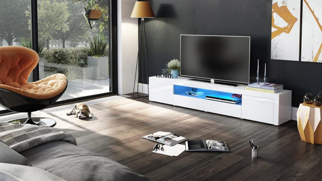 Guides To Install Your TV Stand Without It Falling