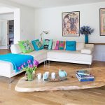 White and Oak Floor Living Room 25 Beautiful Homes Housetohome 1 150x150 - 10 Ways To Add Colour To A Living Room