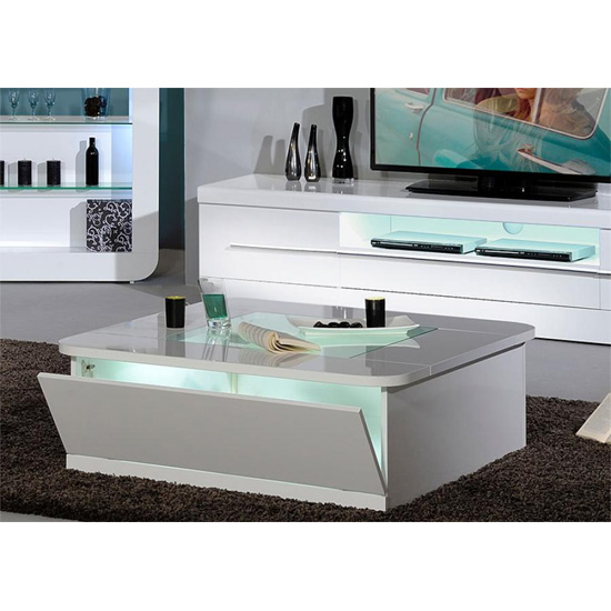 Set The Stage With Our Most Appealing High Gloss Furniture