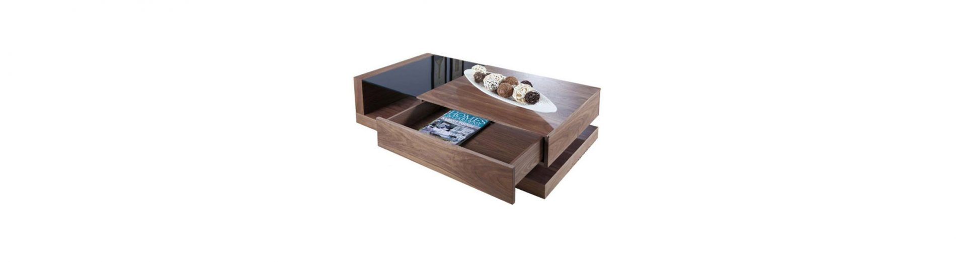 10 Of The Best Wood And Glass Coffee Tables From Furniture in Fashion