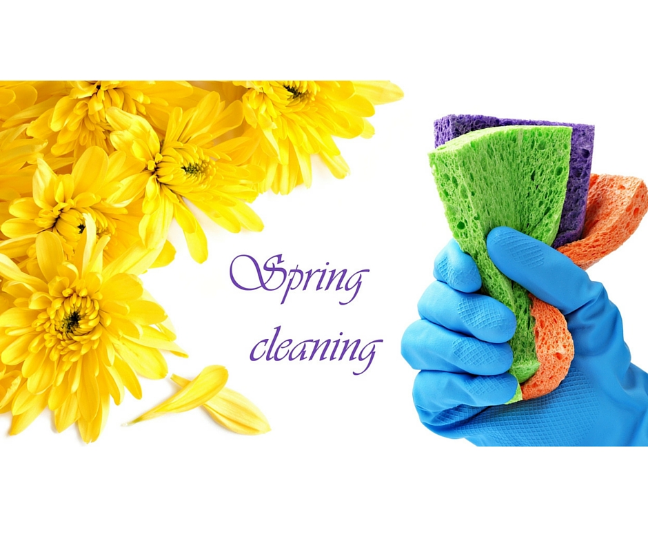 Basic Spring Cleaning Checklist