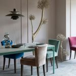 Assorted Velvet Chair Dining Room Homes and Gardens Housetohome 150x150 - All Things You Need To Know About Dining Chairs
