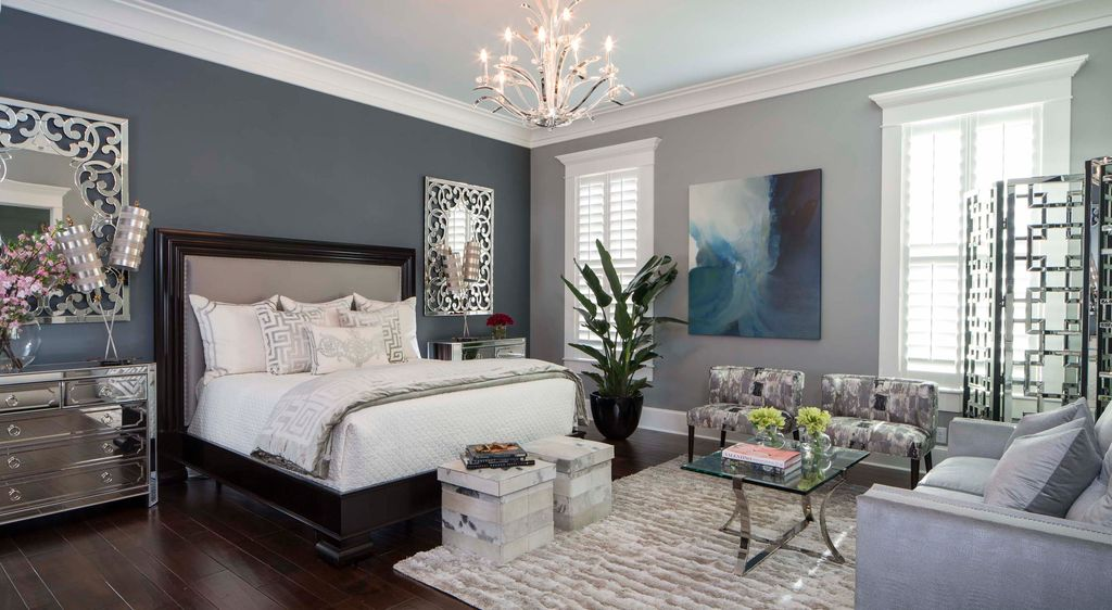 How To Accessorise A Grey Bedroom: 7 Ideas To Get Started